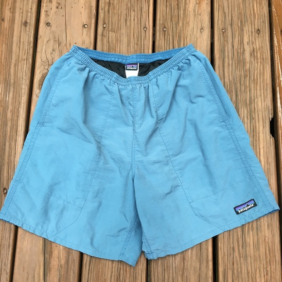 33f2d05cd9 Patagonia Swim | Male Blue Shorts Size Small | Poshmark